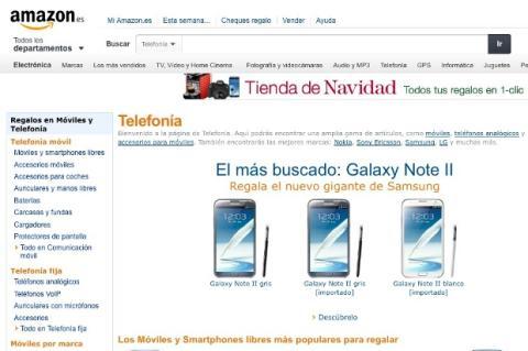 Amazon móviles