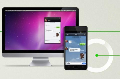 Line en Windows y Mac OS X