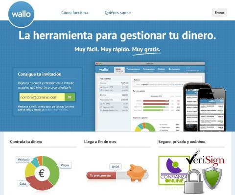 wallo app