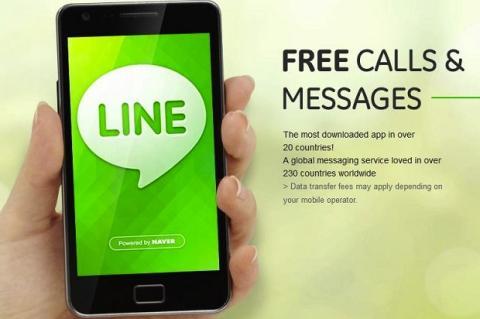 Line, el nuevo Whatsapp