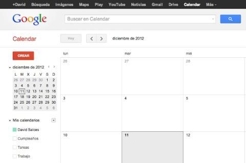 Envía y acepta invitaciones con Google Calendario