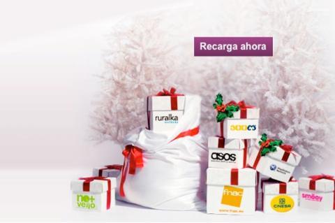Esta Navidad, recargas con regalos de Vodafone