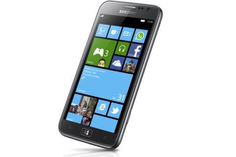 Samsung Ativ S smartphone