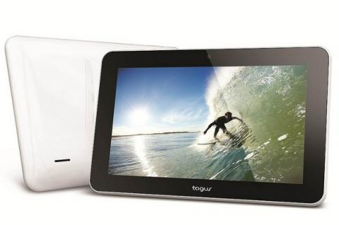 Tagus Tablet, un Android de 7 pulgadas