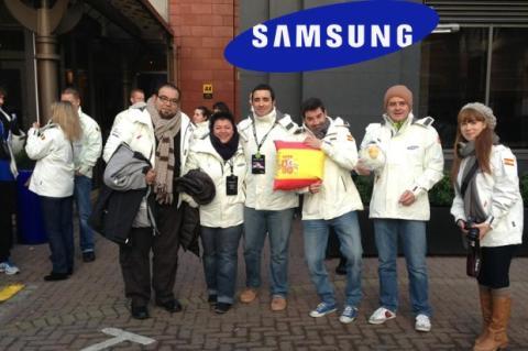 Selección española en All Star Final, la primera competición de Angry Birds en Samsung Smart TV