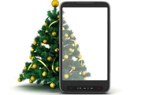 Las 7 mejores apps para Navidad 2012