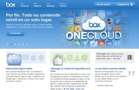 5 apps de almacenamiento en la nube
