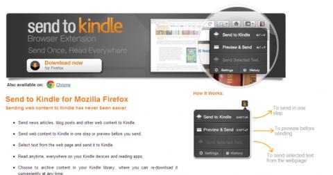Extensión de Amazon para navegador
