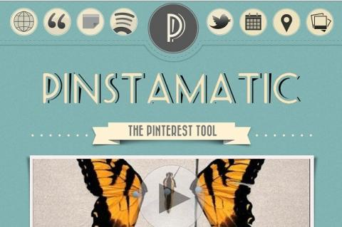 Interfaz Pinstamatic