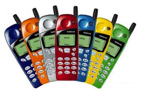 Nokia recupera el liderazgo en el sector de la telefonía