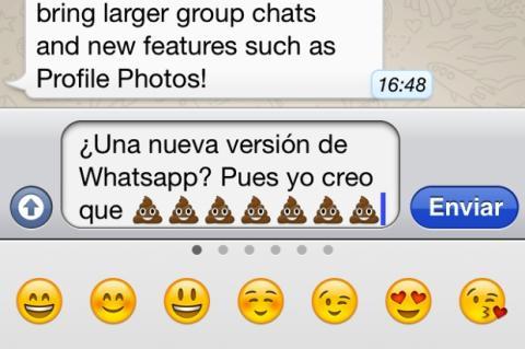 La mierdecita del Whatsapp demanda a sus padres