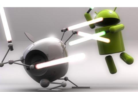 AndriOS, el nuevo sistema operativo de Google y Apple