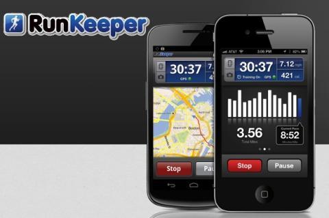 RunKeeper estrena nueva interfaz