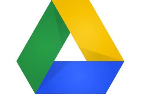 Comparte carpetas en Google Drive