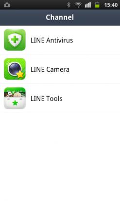 Descarga LINE Antivirus