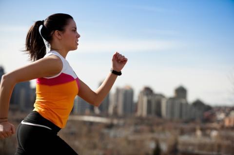 Comienza a hacer ejercicio con Garmin Fit