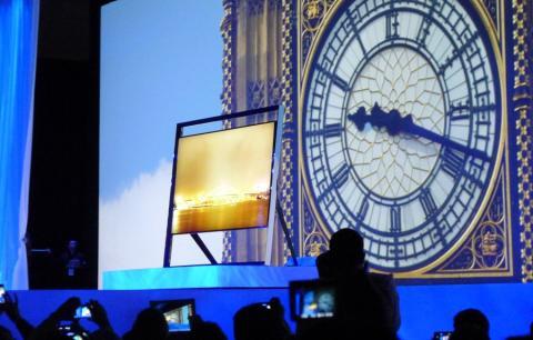 Samsung Ultra HD TV S9
