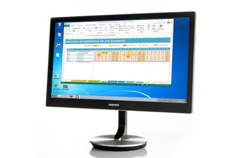 Samsung Serie 9, un monitor muy profesional