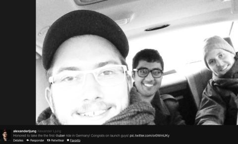 twitter alexander ljung con uber