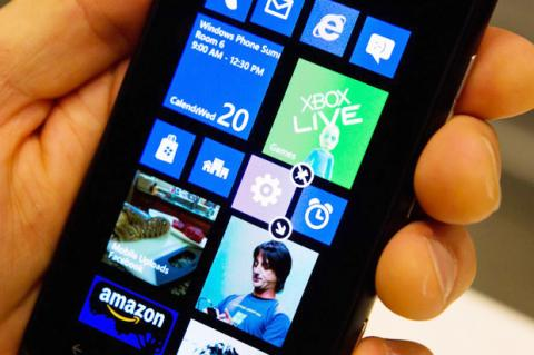 ¿Se pasa LG a Windows Phone 8?