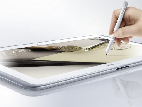 El nuevo Galaxy Note 8 prentende plantar cara la iPad Mini de Apple
