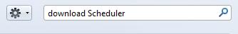 Dowload Scheduler
