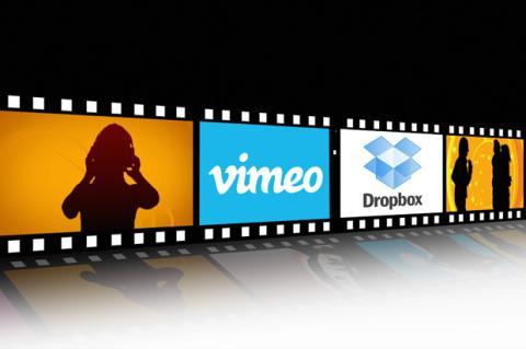 Sincroniza tu cuenta de Vimeo con Dropbox