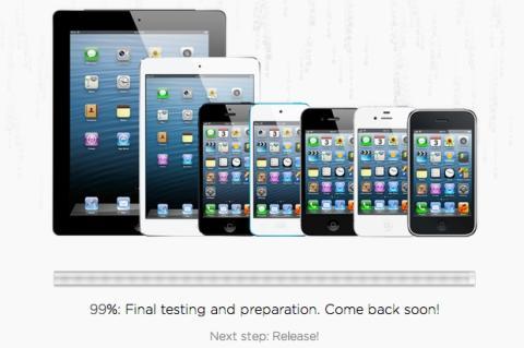 Jailbreak para iOS 6, inminente