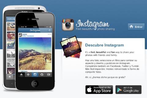 La web de Instagram ya permite acceso al feed de fotos