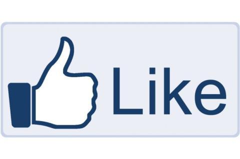 Botón Like Facebook