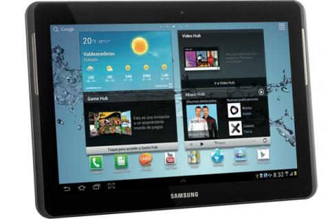 Samsung Galaxy Tab 2: el hermano mayor