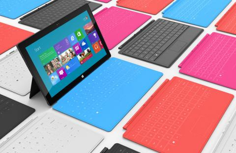 Ya está a la venta en España Microsoft Surface RT, la tableta de Microsoft.