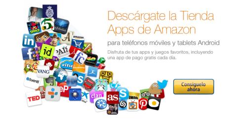 En la web de Amazon te espera Tienda Apps