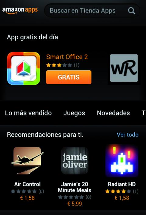 En la página de inicio verás la App gratis del día