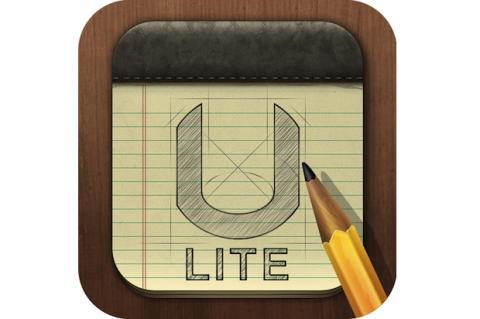 Organiza los cuadernos de UPAD Lite en tu iPad