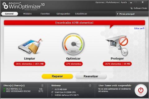 Ashampoo WinOptimizer 10