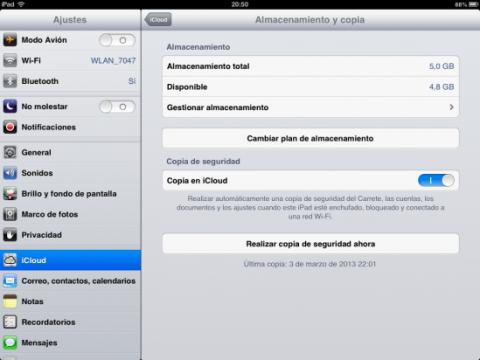 Haz una copia de seguridad para hacer jailbreak a tu iPhone o iPad