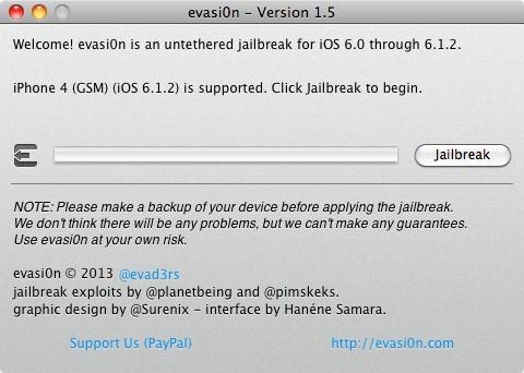 Ejecuta jailbreak en tu iPhone o iPad para hacer jailbreak