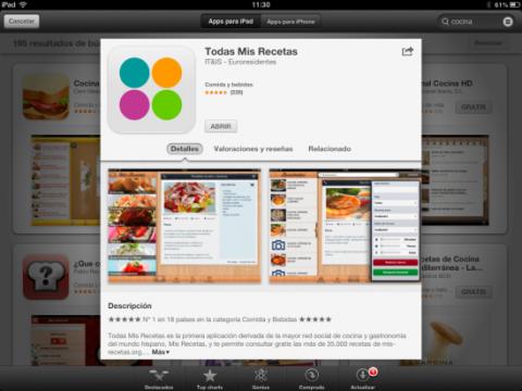 Descarga e instala la app Todas Mis Recetas