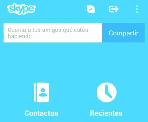 Descarga y configura Skype