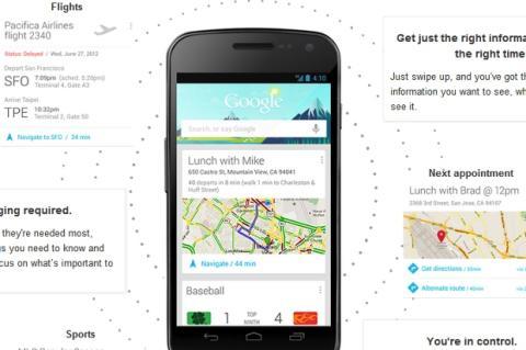 ¿Podría lanzarse Google Now para iPhone y iPad?