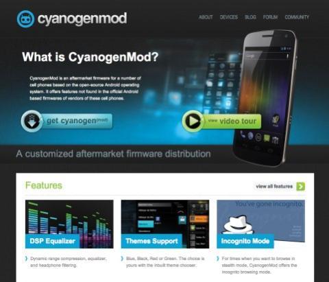 rom cyanogenmod 10 descargar facebook