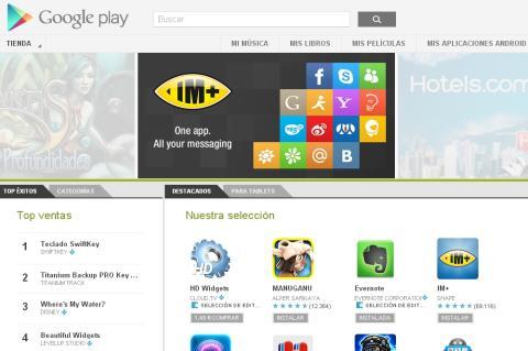 Google elimina 60.000 apps de Google Play