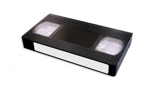 Youtube homenajea al vídeo VHS