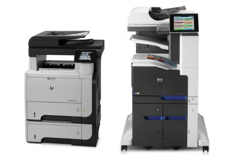 Impresoras HP para PYMES