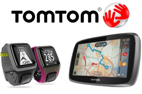 Nuevos dispositivos de TomTom
