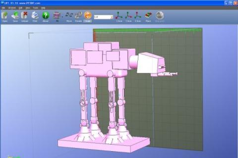 Software 3D UP! Plus