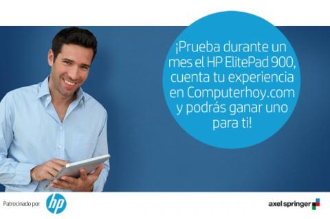 HP ElitePad con ComputerHoy.com