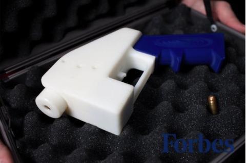 Pistola 3D