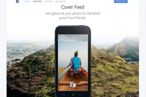 Facebook Home: datos del presente y novedades del futuro